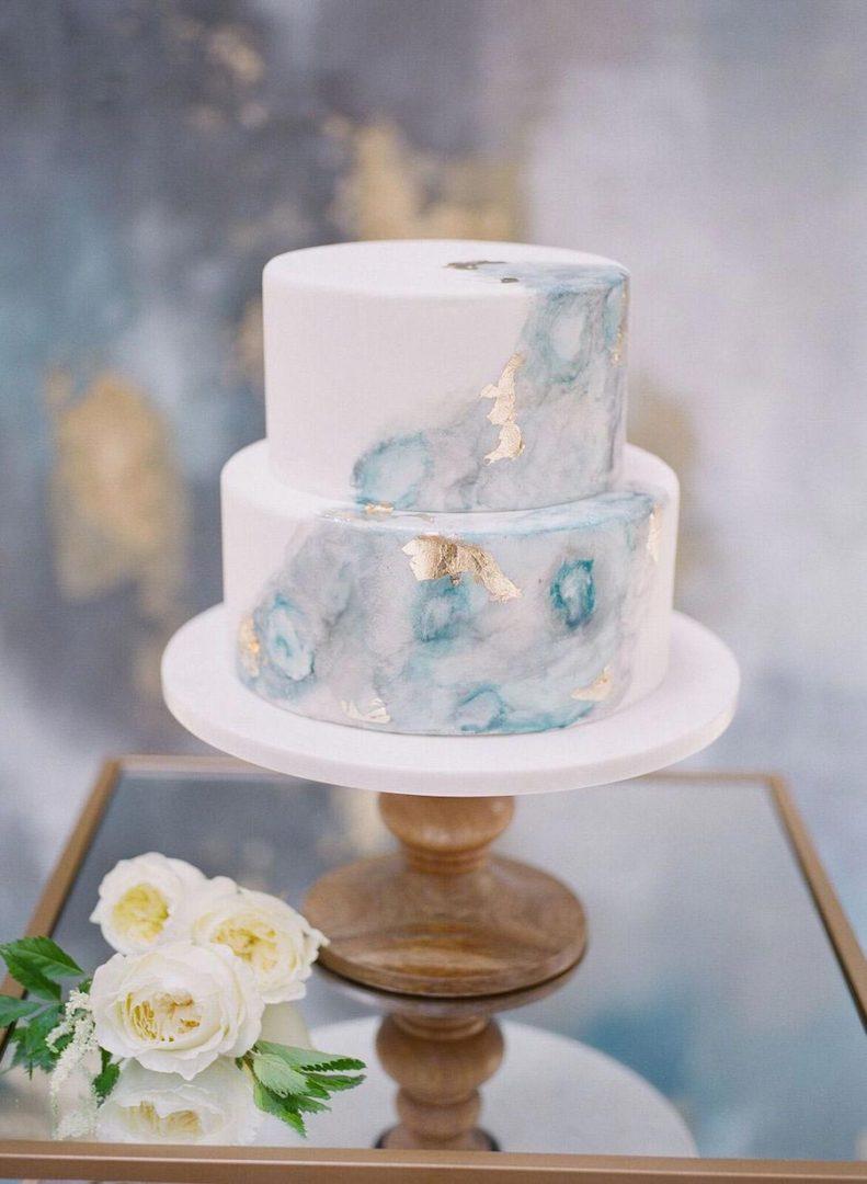 свадебный торт 2018 5