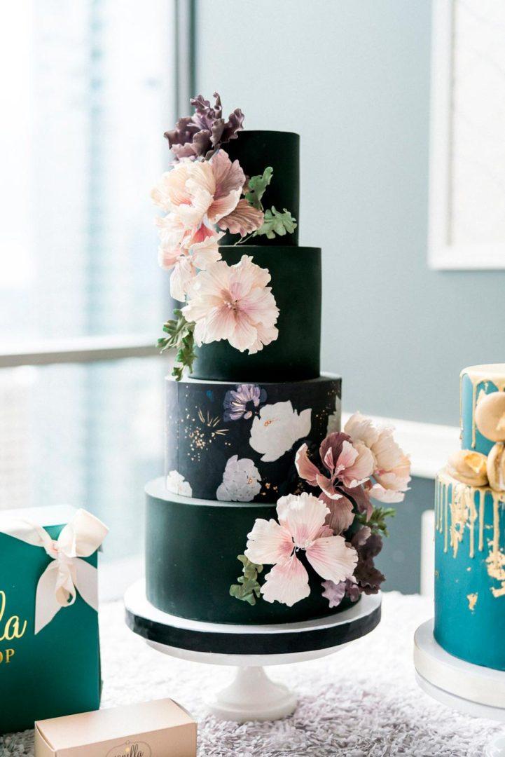 свадебный торт 2018 9