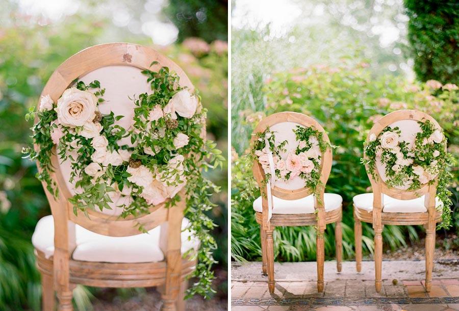17 идей оформления свадьбы цветами 10