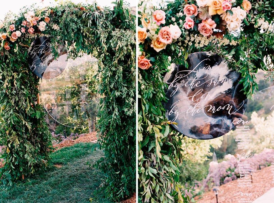 17 идей оформления свадьбы цветами 12