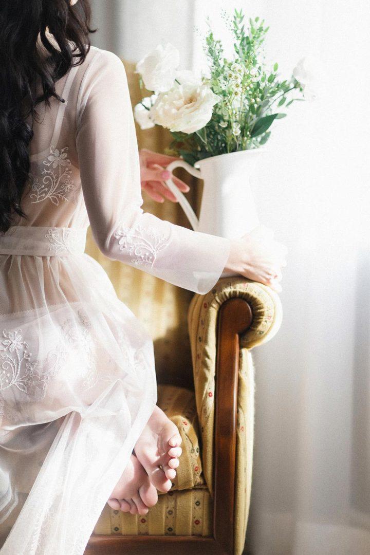 17 идей оформления свадьбы цветами 13