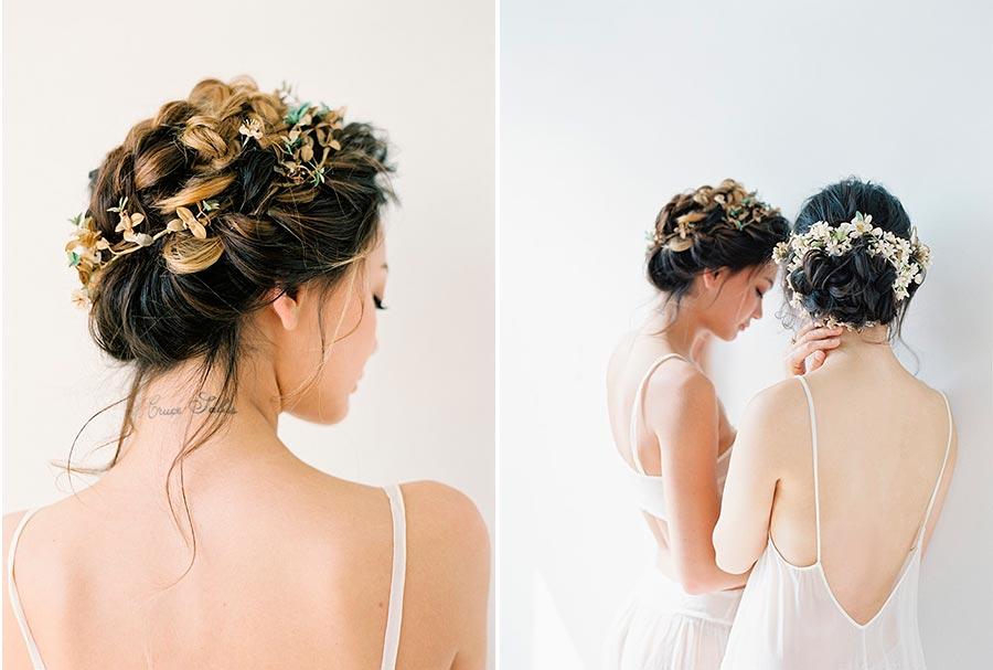 17 идей оформления свадьбы цветами 14