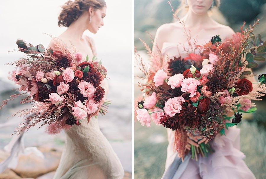 17 идей оформления свадьбы цветами 16