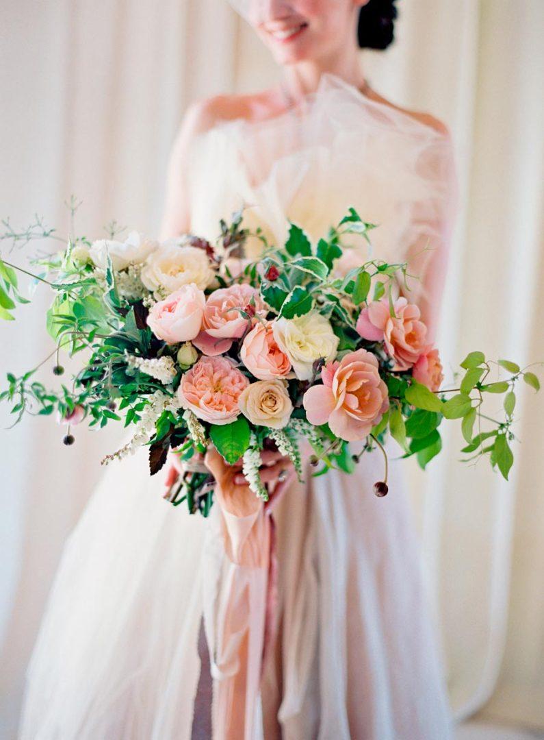 17 идей оформления свадьбы цветами 17