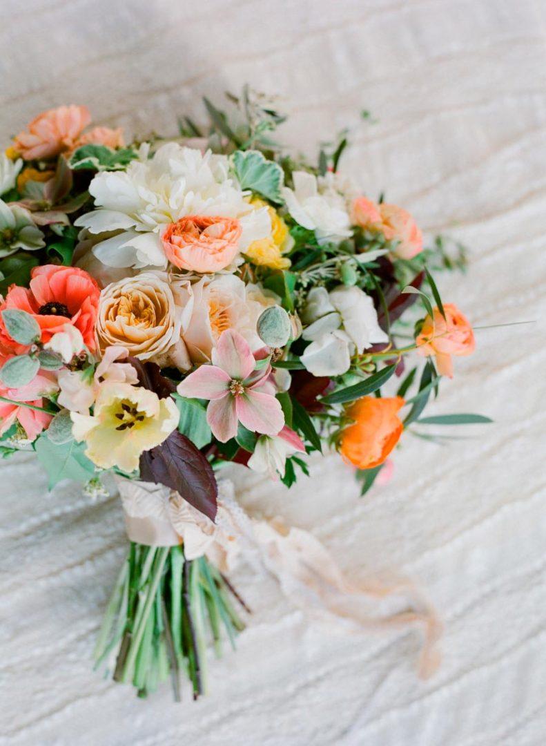 17 идей оформления свадьбы цветами 18
