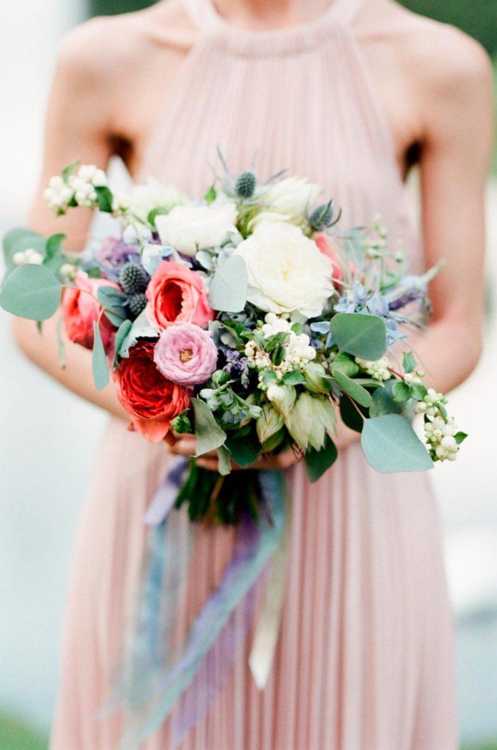 17 идей оформления свадьбы цветами 19