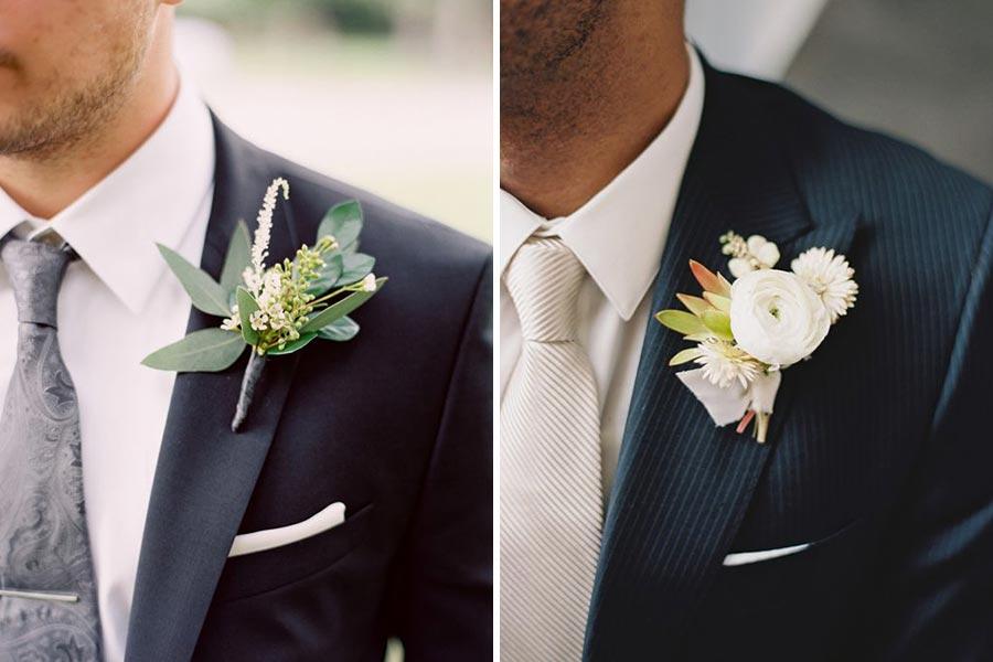 17 идей оформления свадьбы цветами 21