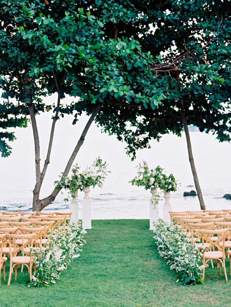 17 идей оформления свадьбы цветами 3