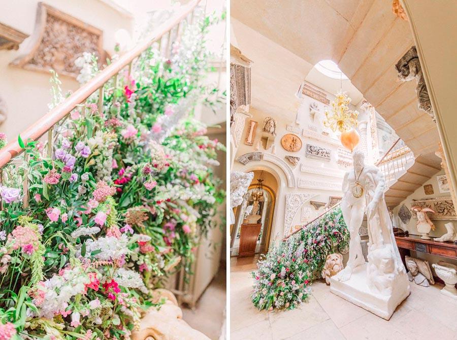 17 идей оформления свадьбы цветами 6