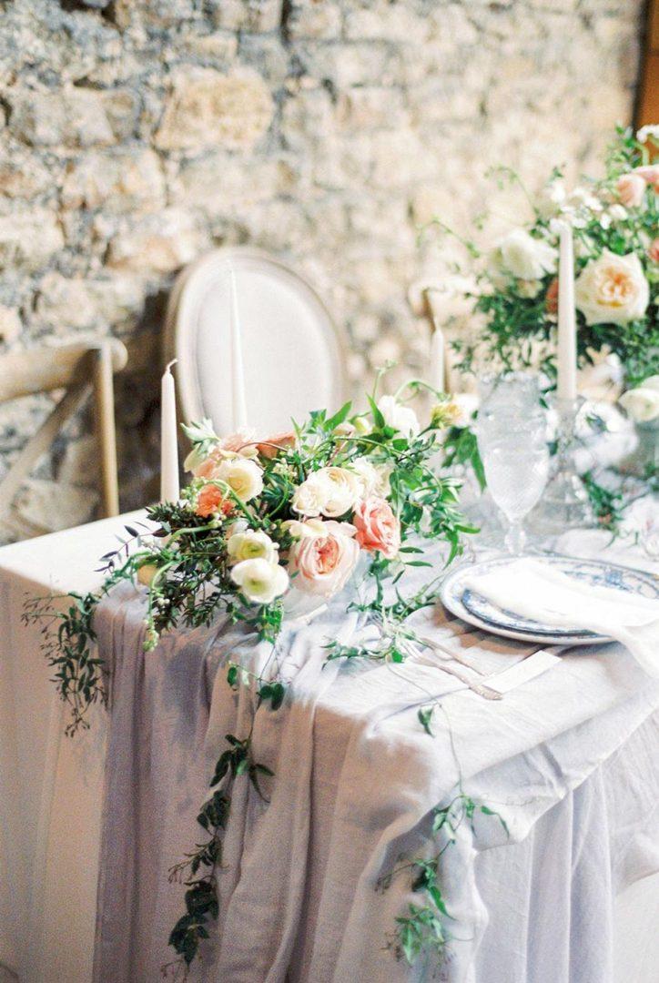 17 идей оформления свадьбы цветами 9