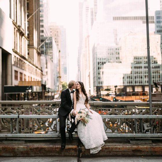 Свадьба в Нью-Йорке от Ларисы Шориной