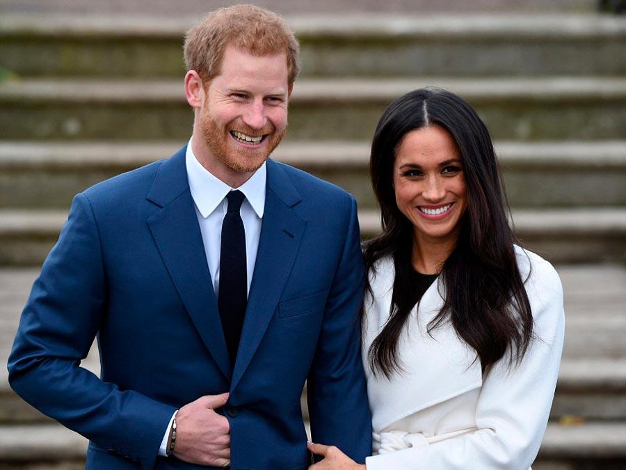свадьба принца гарри и меган маркл 1