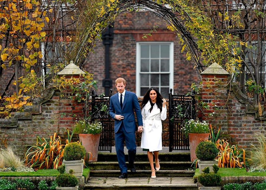 свадьба принца гарри и меган маркл 3
