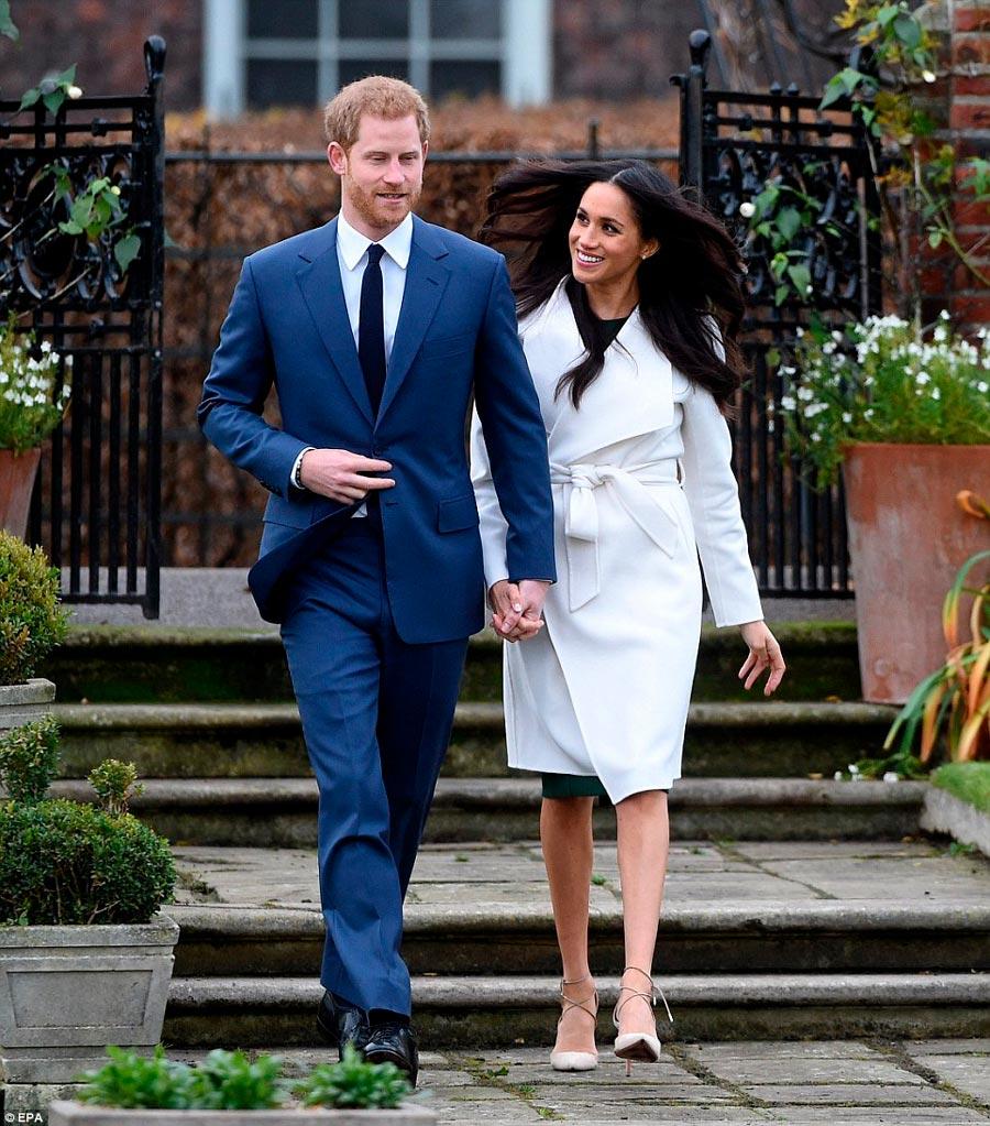 свадьба принца гарри и меган маркл 4