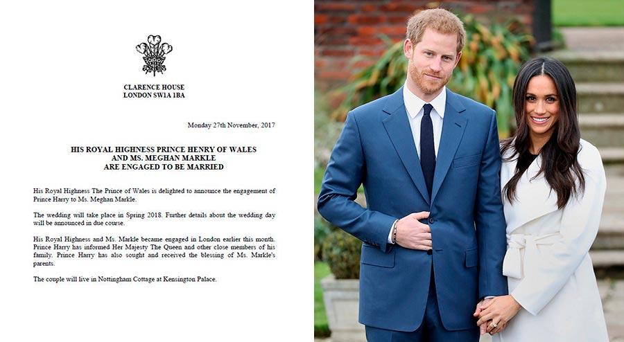 свадьба принца гарри и меган маркл 5