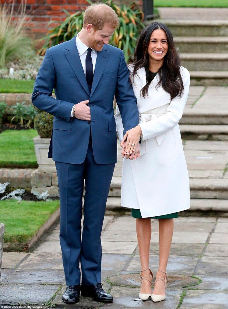 свадьба принца гарри и меган маркл 7
