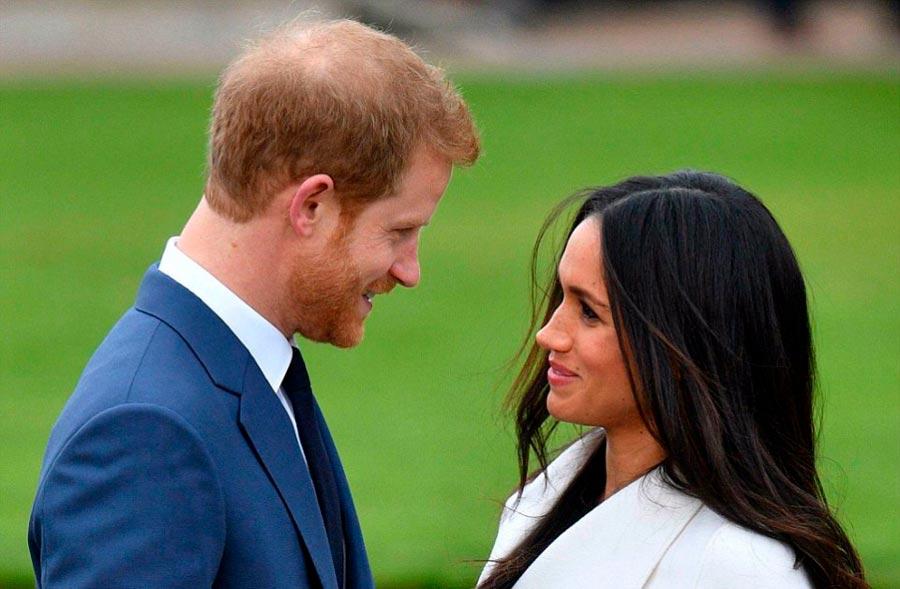 свадьба принца гарри и меган маркл 8