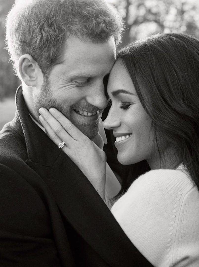 Принц Гарри и Меган Маркл объявили о свадьбе!