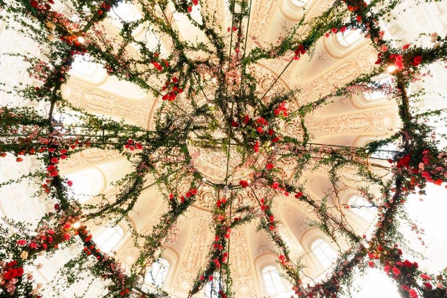 как выбрать цветы под стиль свадьбы 1