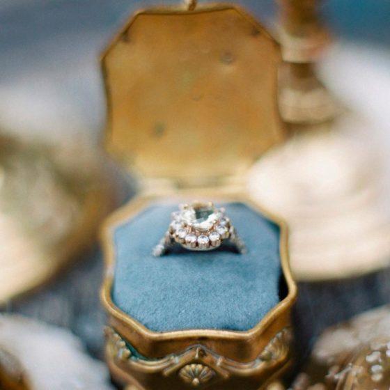 Помолвочные кольца в стиле Принцесс Disney