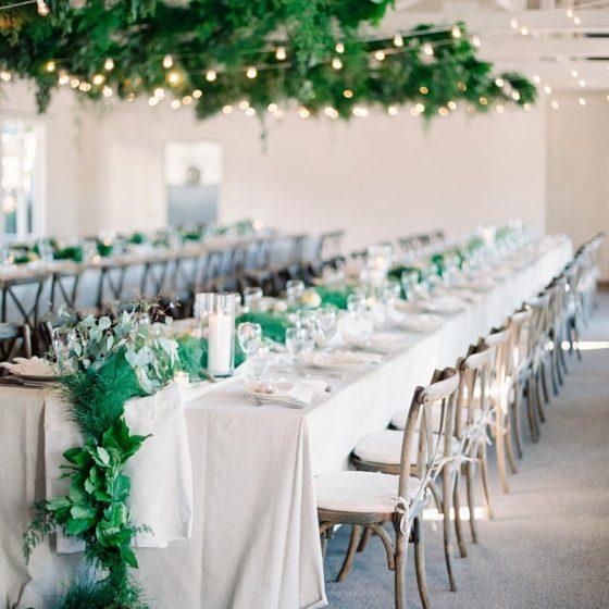 Свадьба в стиле Greenery — дневник невесты