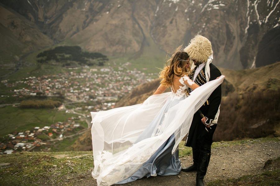 грузинская сказка марии и иракли 4