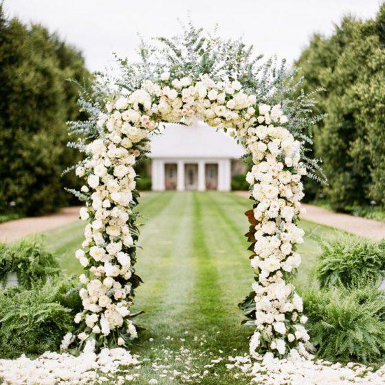 Изящная весенняя свадьба — дневник невесты