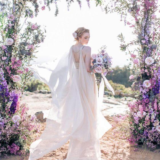 Свадьба в стиле прованс — дневник невесты
