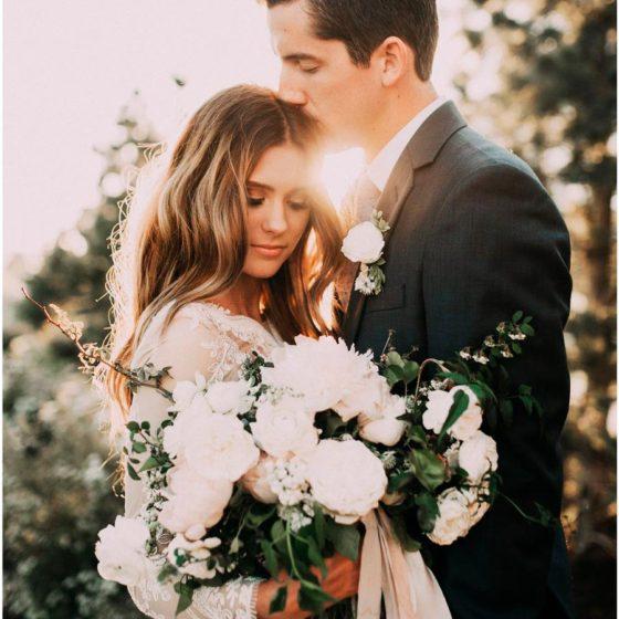 Уютная свадьба на природе — дневник невесты