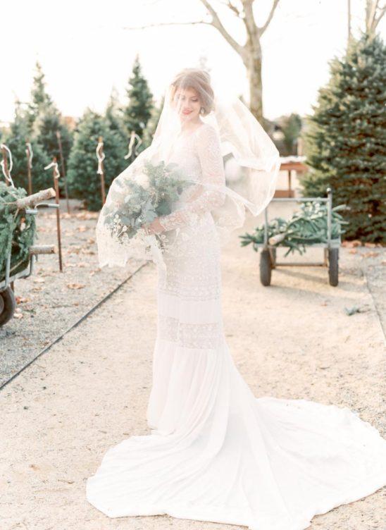 Выбор образов молодых — дневник невесты