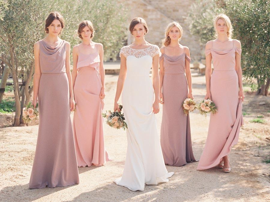 выбор образов молодых и их друзей дневник невесты 2