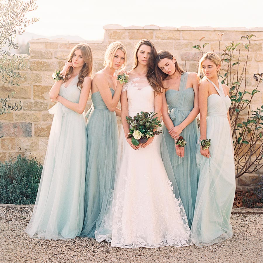 выбор образов молодых и их друзей дневник невесты 3