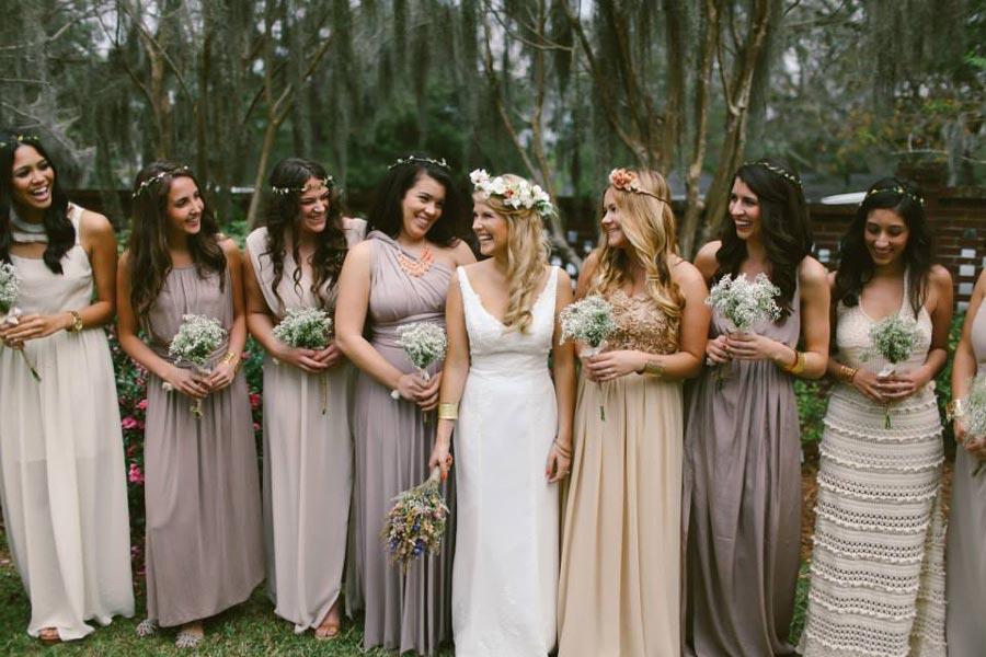выбор образов молодых и их друзей дневник невесты 4