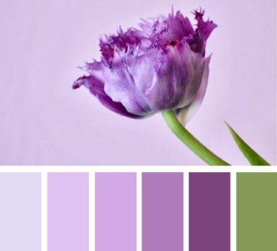 свадьба в фиолетовом цвете 18