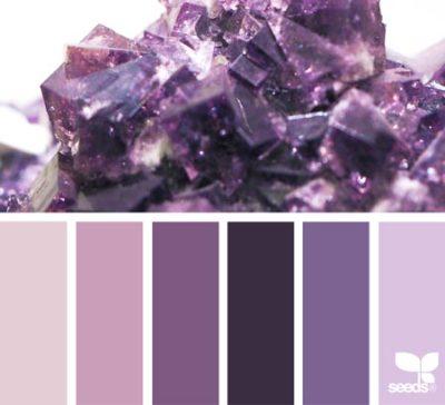 свадьба в фиолетовом цвете 7