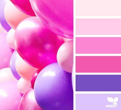 свадьба в фиолетовом цвете 9