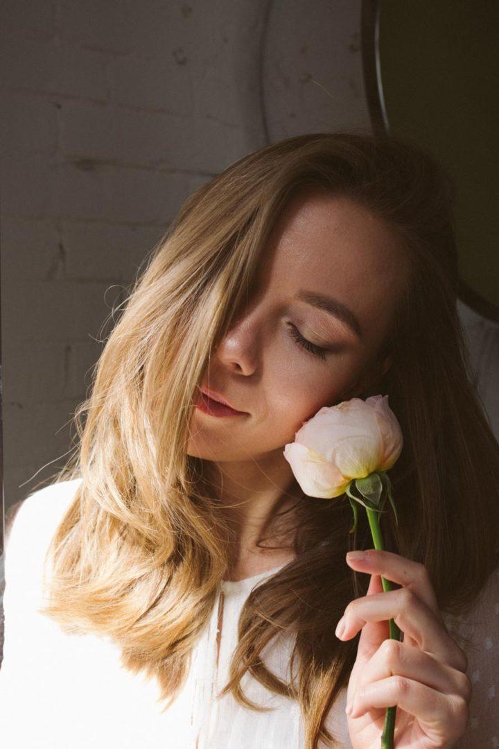 la vie en rose легкий весенний этюд 5