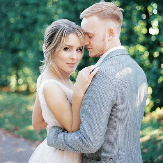 Непринужденная свадьба Юрия и Александры
