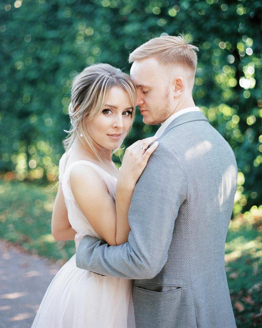 непринужденная свадьба юрия и александры 1