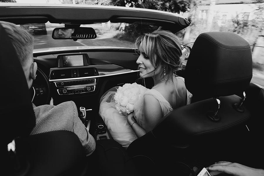 непринужденная свадьба юрия и александры 14