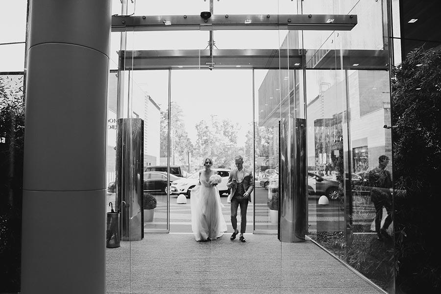 непринужденная свадьба юрия и александры 15