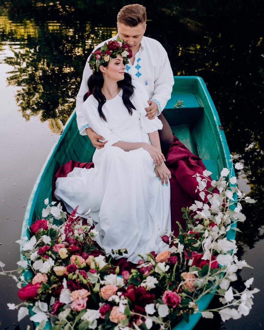 современная славянская свадьба ольги и евгения 12