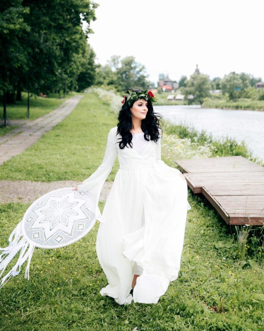 современная славянская свадьба ольги и евгения 8
