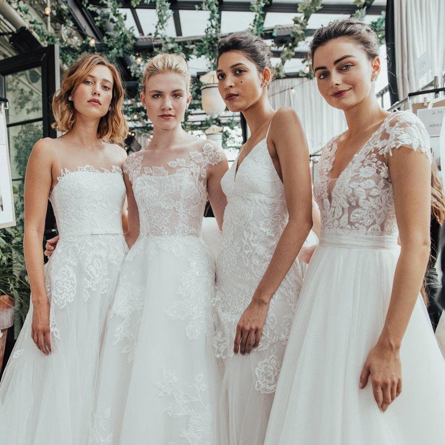 свадебные платья 2019 основные тенденции 1