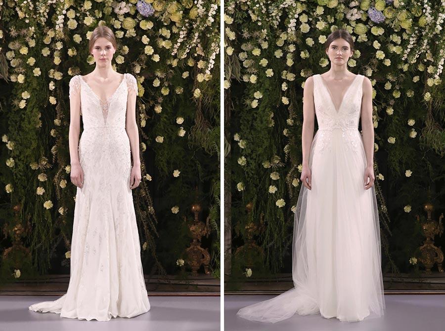 свадебные платья 2019 основные тенденции 10