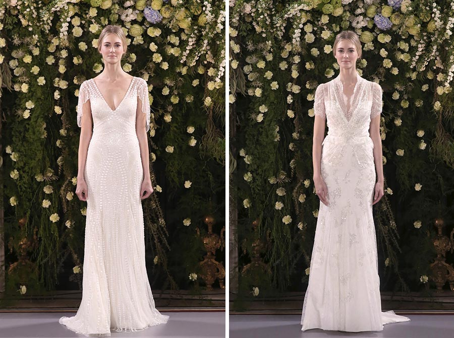 свадебные платья 2019 основные тенденции 12