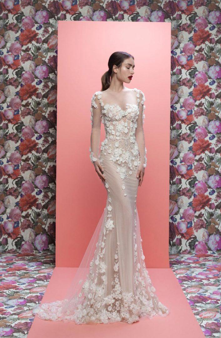 свадебные платья 2019 основные тенденции 13