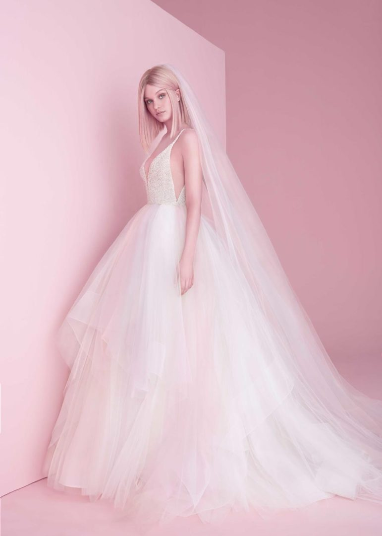 свадебные платья 2019 основные тенденции 14