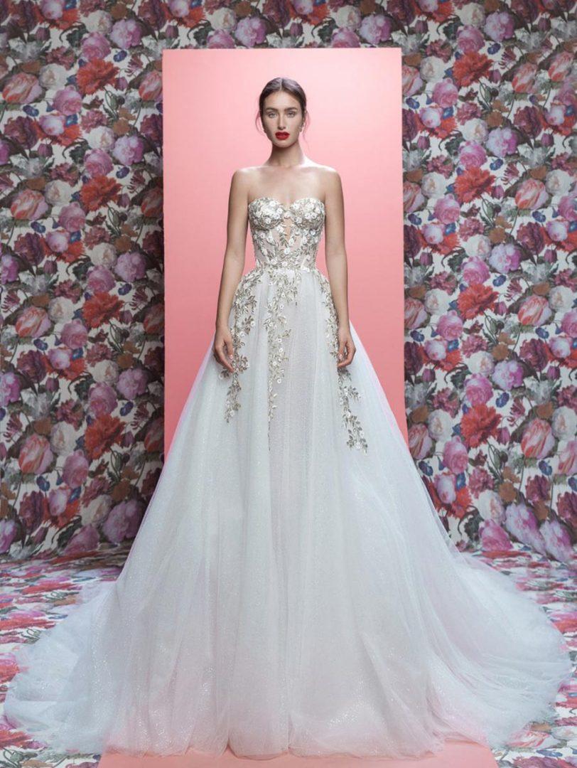 свадебные платья 2019 основные тенденции 15