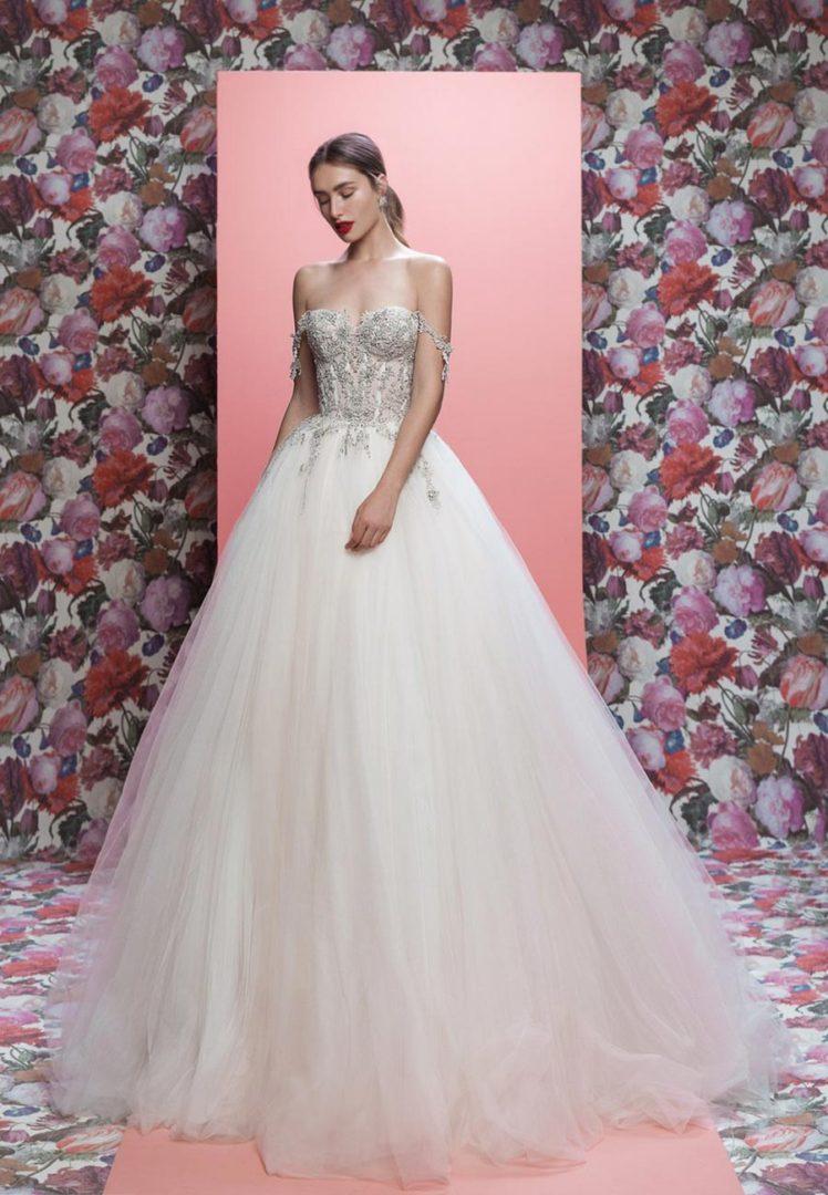 свадебные платья 2019 основные тенденции 16